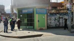 Establecimiento ubicado en pleno centro de Huancayo